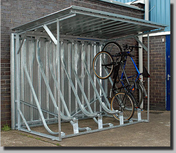 CYCLE/MOTORCYCLE SHELTER