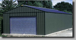 Colorcoat Finishes for all Steel Buildings