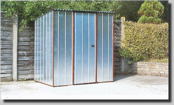 Tamar All-Steel Garden and Caravan Storage Shed